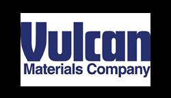vulcan text logo