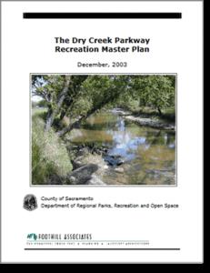 Dry Creek Parkway Rec Plan